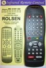 ROLSEN IRC 6181 DD