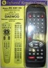DAEWOO IRC 0381 DD