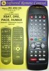HUMAX(XSAT,DRE,PACE) IRC 4592 DD
