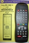 SOUNDMAX IRC 18681 D