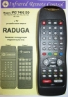 RADUGA IRC 7402 DD